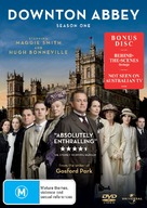 """Downton Abbey"" - Australian DVD movie cover (xs thumbnail)"