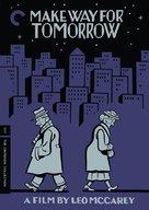 Make Way for Tomorrow - DVD cover (xs thumbnail)