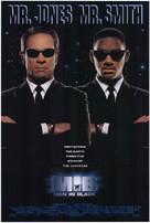 Men In Black - Movie Poster (xs thumbnail)