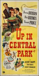 Up in Central Park - Movie Poster (xs thumbnail)