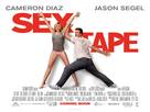 Sex Tape - British Movie Poster (xs thumbnail)