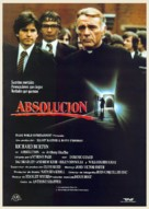 Absolution - Spanish Movie Poster (xs thumbnail)