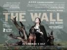 Die Wand - British Movie Poster (xs thumbnail)