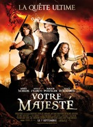 Your Highness - French Movie Poster (xs thumbnail)