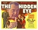 The Hidden Eye - Movie Poster (xs thumbnail)