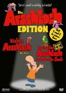 Das kleine Arschloch und der alte Sack - Sterben ist Scheiße - German Movie Cover (xs thumbnail)