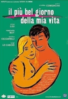 Il più bel giorno della mia vita - Italian Movie Poster (xs thumbnail)
