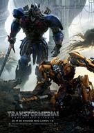 Transformers: The Last Knight - Lithuanian Movie Poster (xs thumbnail)