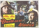 The Enemy Below - Spanish Movie Poster (xs thumbnail)