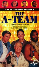 """The A-Team"" - British VHS movie cover (xs thumbnail)"