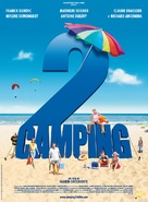 Camping 2 - French Movie Poster (xs thumbnail)