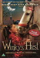Het paard van Sinterklaas - Danish DVD cover (xs thumbnail)