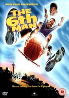 The Sixth Man - British DVD cover (xs thumbnail)