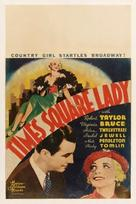 Times Square Lady - Movie Poster (xs thumbnail)