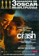 """Crash"" - Spanish Movie Poster (xs thumbnail)"
