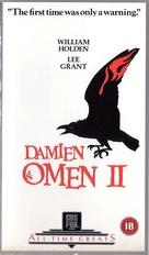 Damien: Omen II - British Movie Cover (xs thumbnail)