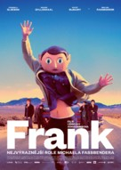 Frank - Czech Movie Poster (xs thumbnail)