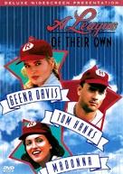 A League of Their Own - DVD cover (xs thumbnail)