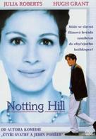 Notting Hill - Czech Movie Cover (xs thumbnail)