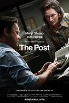 The Post - Danish Movie Poster (xs thumbnail)