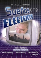 Electric Dreams - Spanish Movie Cover (xs thumbnail)