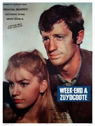 Week-end à Zuydcoote - French Movie Poster (xs thumbnail)