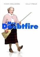 Mrs. Doubtfire - DVD movie cover (xs thumbnail)