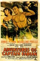 Adventures of Captain Fabian - Movie Poster (xs thumbnail)