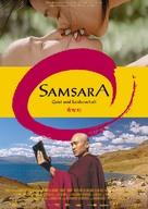 Samsara - German Movie Poster (xs thumbnail)