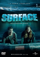 """""""Surface"""" - Spanish DVD movie cover (xs thumbnail)"""