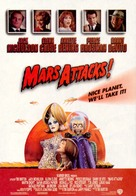 Mars Attacks! - Theatrical movie poster (xs thumbnail)