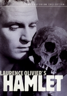 Hamlet - DVD cover (xs thumbnail)