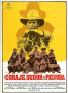 The Culpepper Cattle Co. - Spanish Movie Poster (xs thumbnail)