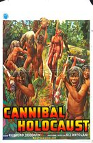 Cannibal Holocaust - Belgian Movie Poster (xs thumbnail)