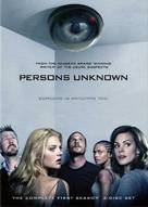 """Persons Unknown"" - DVD cover (xs thumbnail)"