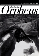 Orphée - DVD movie cover (xs thumbnail)