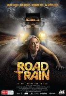 Road Train - Australian Movie Poster (xs thumbnail)