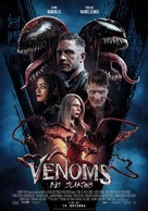 Venom: Let There Be Carnage - Latvian Movie Poster (xs thumbnail)