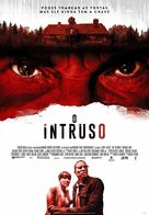 The Intruder - Portuguese Movie Poster (xs thumbnail)