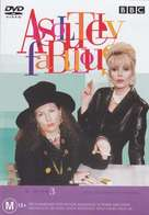 """Absolutely Fabulous"" - Australian DVD movie cover (xs thumbnail)"