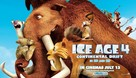 Ice Age: Continental Drift - British Movie Poster (xs thumbnail)