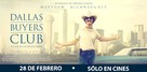 Dallas Buyers Club - Argentinian Movie Poster (xs thumbnail)