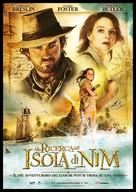 Nim's Island - Italian Movie Poster (xs thumbnail)
