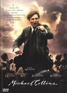 Michael Collins - Portuguese DVD movie cover (xs thumbnail)