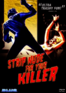 Nude per l'assassino - DVD movie cover (xs thumbnail)