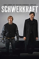 Schwerkraft - German Movie Cover (xs thumbnail)