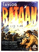 Bataan - French Movie Poster (xs thumbnail)