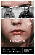 Buffalo '66 - Canadian Re-release movie poster (xs thumbnail)