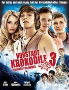 Vorstadtkrokodile 3 - Swiss Movie Poster (xs thumbnail)