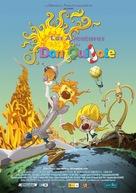 Las aventuras de Don Quijote - Spanish Movie Poster (xs thumbnail)